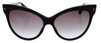 Christian Dior Cat-Eye Gradient Sunglasses