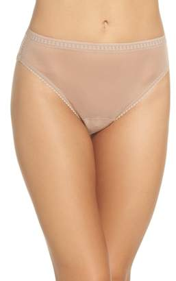 OnGossamer High Cut Briefs