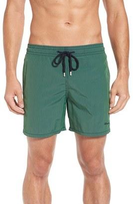 Men's Vilebrequin Micro Stripe Swim Trunks $230 thestylecure.com