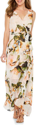 Melrose Sleeveless Floral Maxi Dress
