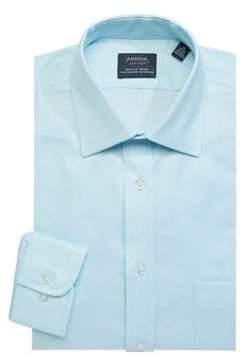 Arrow Regular Fit Broadcloth Dress Shirt
