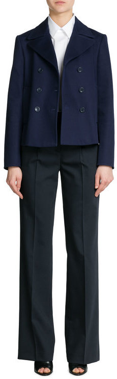 Jil SanderJil Sander Navy Ellen Cotton Jacket