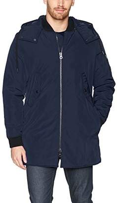 HUGO BOSS BOSS Orange Men's Oharvey Long Padded Bomber Jacket