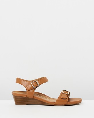 Vionic Frances Wedge Sandals