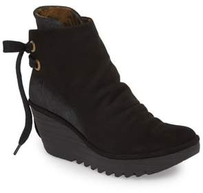 Fly London 'Yama' Bootie
