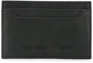 McQ Blind logo cardholder