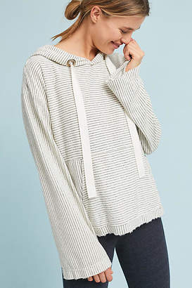 Cloth & Stone Striped Terry Sweatshirt