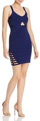 GUESS Knotty Mirage Bandage Dress