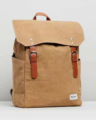 rhythm Worn Path Backpack