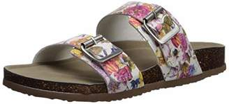Madden-Girl Women's Brando Slide Sandal