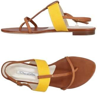 Oscar de la Renta Toe strap sandals