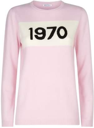 Bella Freud Cashmere 1970 Printed Sweater