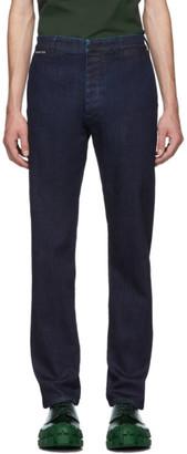 Prada Blue Chino Jeans