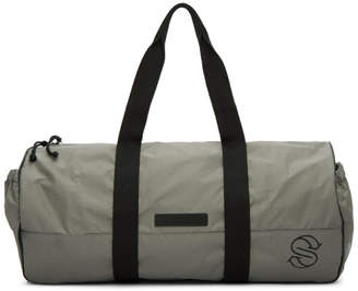 Stella McCartney Grey Eco Nylon Sports Bag