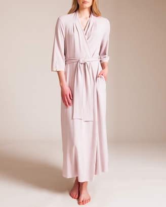Paladini Frastaglio Jersey Irma Long Robe
