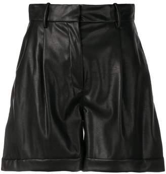 Pinko high rise short shorts