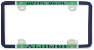 Stockdale Notre Dame Fighting Irish Thin Rim License Plate Frame