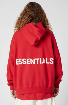 Fear Of God Fog Essentials Graphic Pullover Hoodie