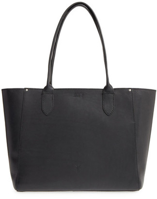 Frye Casey Leather Tote $358 thestylecure.com