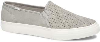 Keds Double Decker Suede Slip-On Sneakers