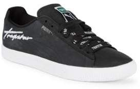 Puma Trapstar Leather Sneakers