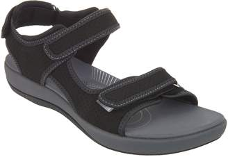 Clarks CLOUDSTEPPERS by Adjustable Sport Sandals - Brizo Sammie