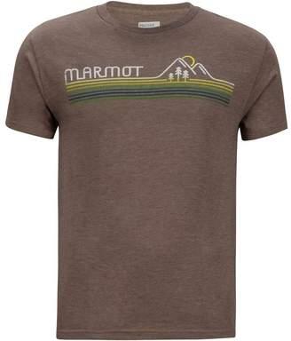 Marmot Line Set T-Shirt - Men's
