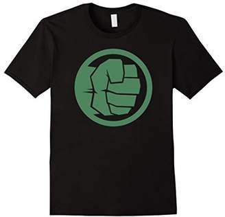 Marvel Hulk Fist Tonal Icon Graphic T-Shirt