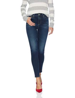 AG Adriano Goldschmied Women's Mila HIGH-Rise Skinny Ankle