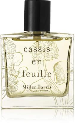 Miller Harris Cassis En Feuille Eau De Parfum -egyptian Geranium & Blackcurrent, 50ml - Colorless