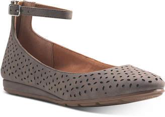 American Rag Eeva Ankle-Strap Flats, Women Shoes
