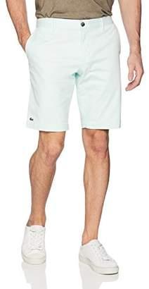 Lacoste Men's Slim Fit Chino Bermuda Shorts