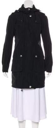 Burberry Short Rain Coat
