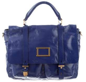 Marc by Marc Jacobs Patent Leather Satchel