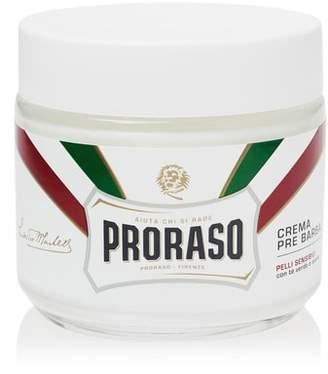 Proraso Men's Grooming Pre-Shave Cream for Sensitive Skin