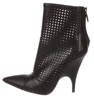 Alexander Wang Pointed-Toe Ankle Boots