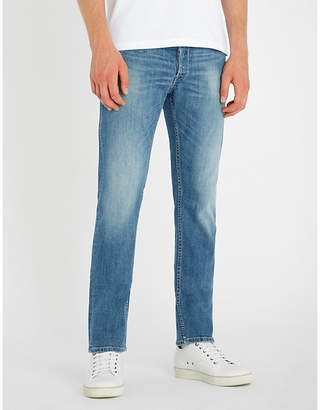Replay Grover distressed slim-fit jeans