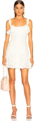 Alexis Linzi Dress in Ivory Lace | FWRD