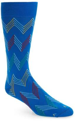 Pantherella Zigzag Socks