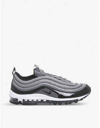Nike 97 leather trainers
