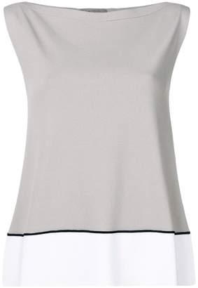 D-Exterior D.Exterior colour block blouse
