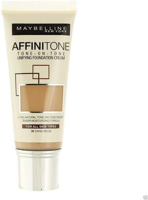 Maybelline New York 2 x Affinitone Unifying Foundation Cream