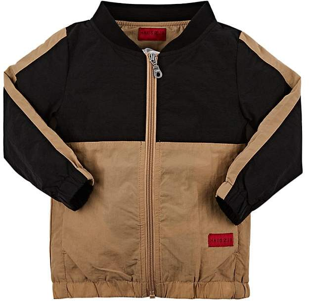 Haus of JR Two-Tone Washed Tech Jacket