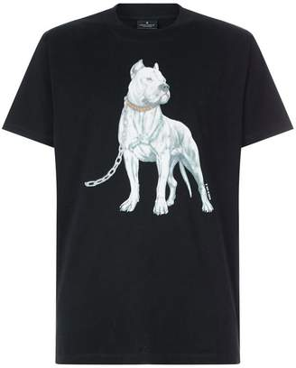 Marcelo Burlon County of Milan Dog Print T-Shirt
