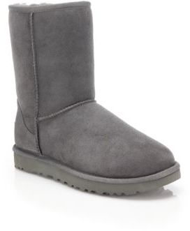 UGG Classic Short II Boots $160 thestylecure.com