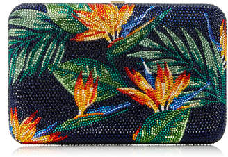 Judith Leiber Couture Seamless Bird Of Paradise Clutch