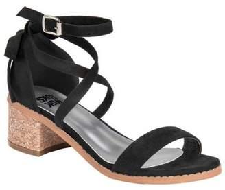 Muk Luks Women's Sasha Ankle Strap Sandal