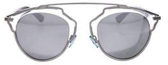 Christian Dior SoReal Mirrored Sunglasses