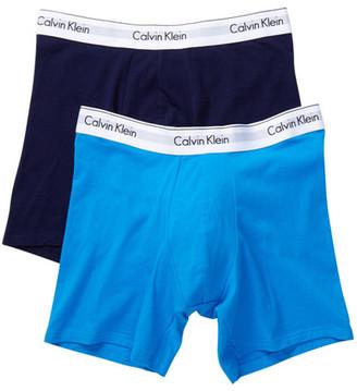 Calvin Klein Boxer Brief - Set of 2 $29.50 thestylecure.com