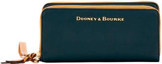 Dooney & Bourke City Double Zip Wallet